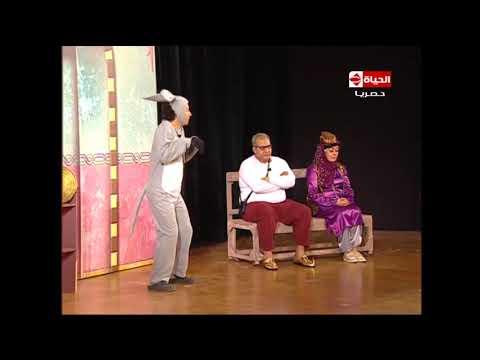 تياترو مصر - حلقة الجمعة 15-1-2015 مسرحية ' 80 يوم حول العالم ' - Teatro Masr