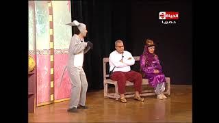 تياترو مصر - حلقة الجمعة 15-1-2015 مسرحية