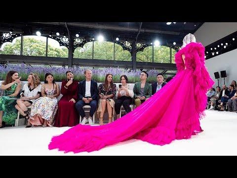 Giambattista Valli | Haute Couture Fall Winter 2018/2019 Full Show | Exclusive