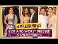 Priyanka Chopra, Deepika Padukone: Best and Worst Dressed at Ambani Wedding| Pinkvilla