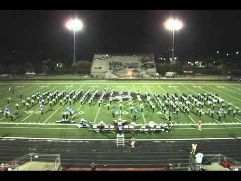 Viera High School Marching Hawks 2010 Field Show