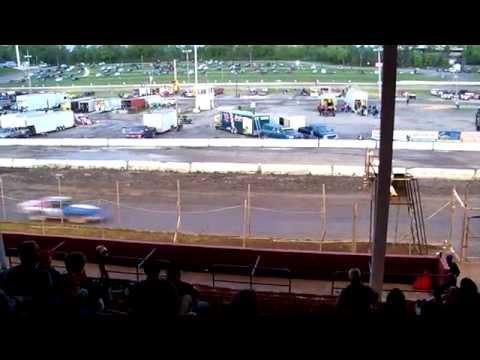 Orange County Fair Speedway 5-17-2014 Video 7