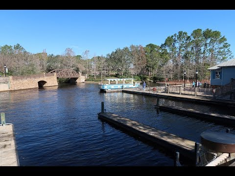 Disney Port Orleans Boat and Bus to Disney Springs What you need to know!
