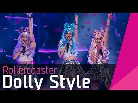 Dolly Style ? Rollercoaster | Melodifestivalen 2016
