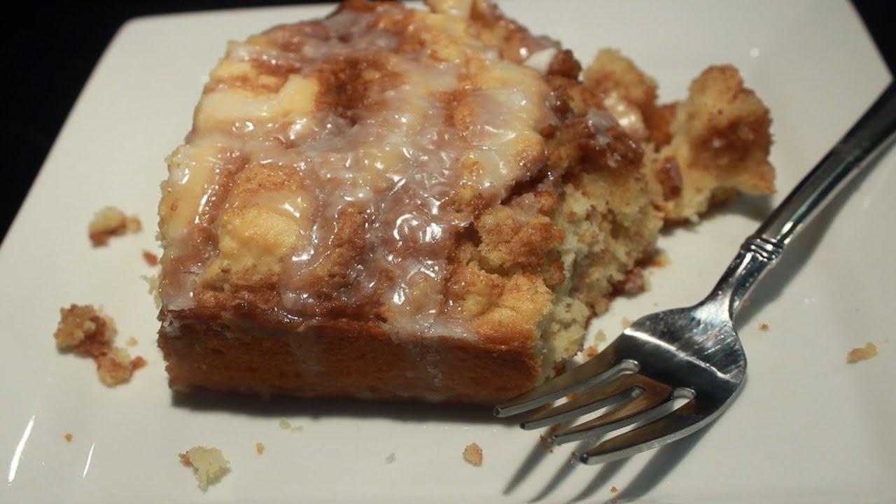Cinnamon cake recipes easy