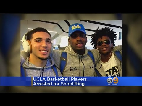 UCLA Players Released On Bail Following Arrests In China
