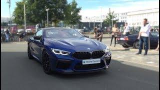 BRAND NEW BMW M8 COMPETITION! - Start-Up Sound & Details!
