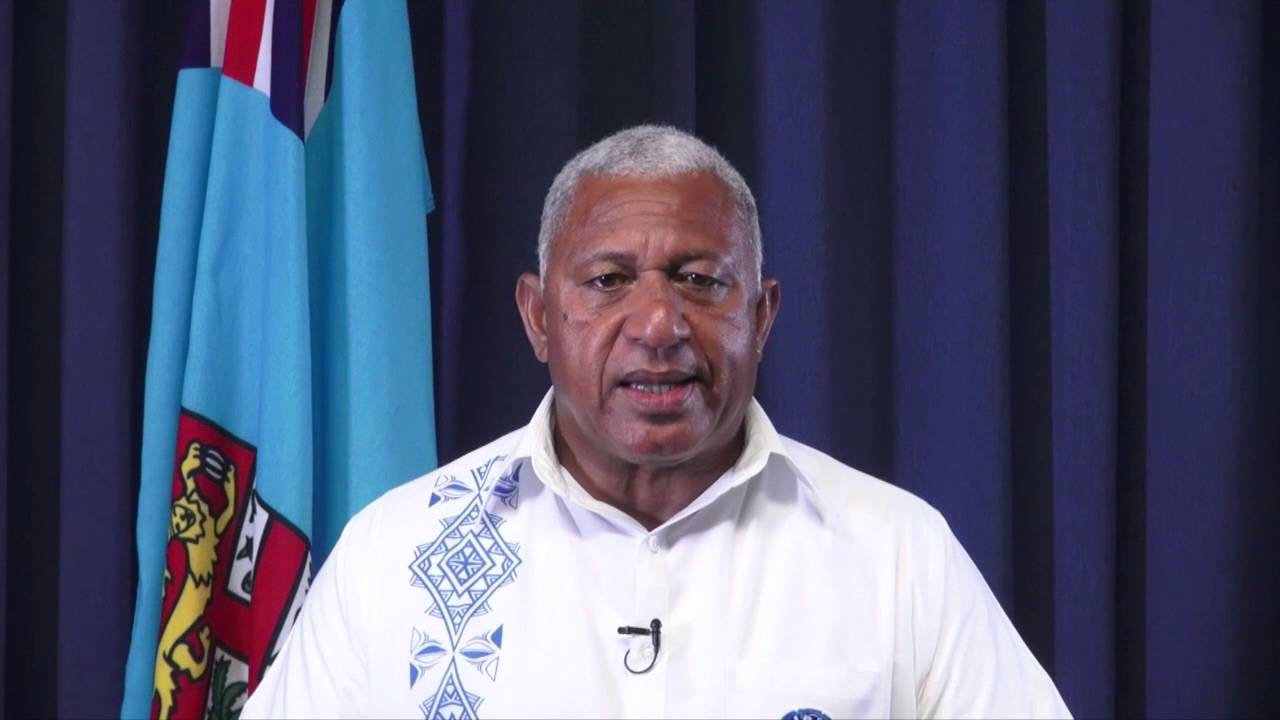 Fiji : Statement 2016 UN Climate Change high-level event