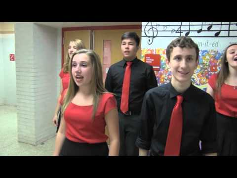 North Hills Singers I Want You Back - Macy's A Cappella Challenge