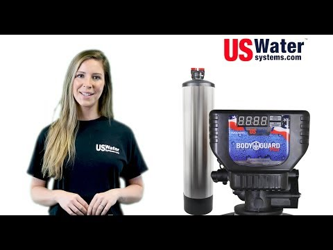 Remove Chemicals From Your Home's Water With The BodyGuard Filter