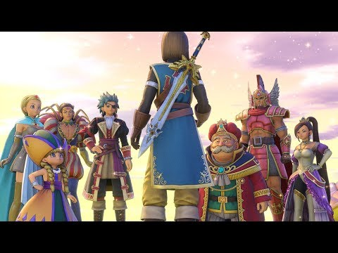 Dragon Quest XI. Best Rare Weapon And Armor