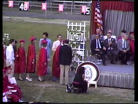 Oak Ridge High School Class of 1990 Graduation Ceremony - Oak Ridge, Tennessee