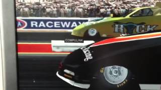 NHRA Main Event Funny Cars
