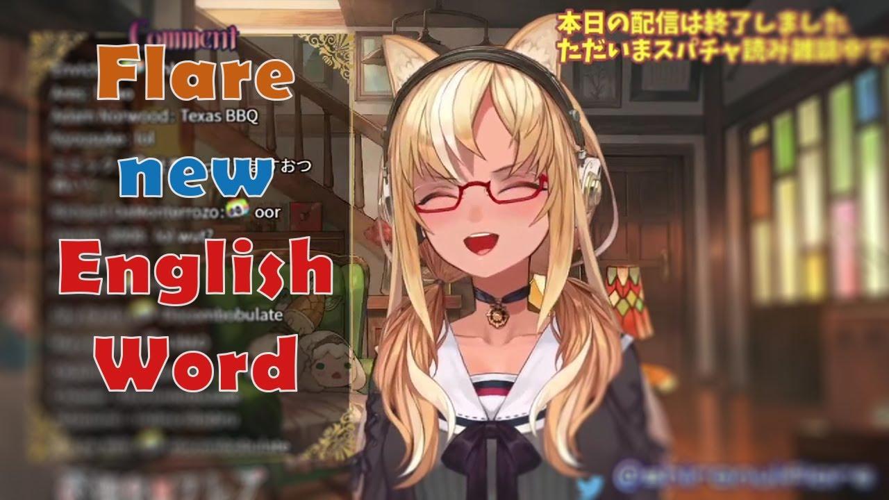 Flare Learn some New English Word, D I S C O M B O B U L A T E