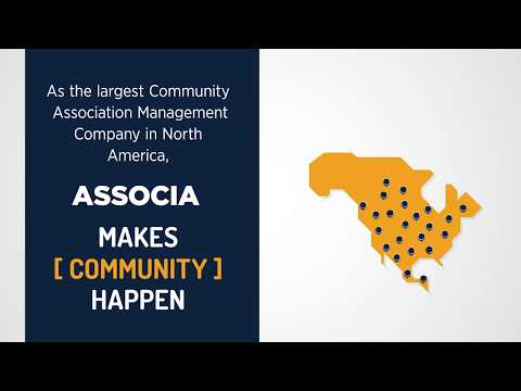 Associa Makes Community Happen