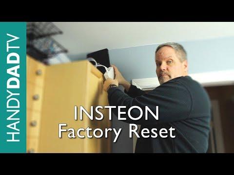 INSTEON Factory Reset - INSTANT INSTEON Ep. 7