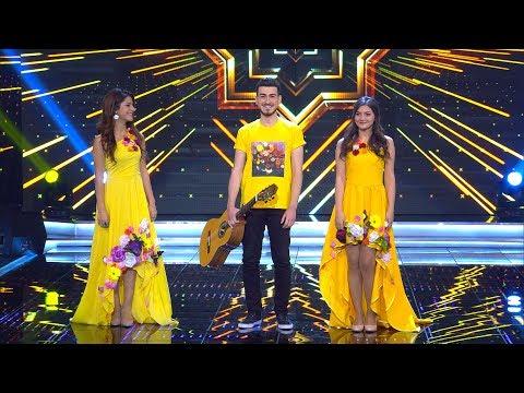 Ազգային երգիչ/National Singer2019-Season1-Episode 13/Gala Show7/ Ani, Edgar & Angela-Hayreniq