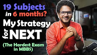 How I am Preparing for NEXT/NEET-PG with Marrow | The Hardest Exam in MBBS | Anuj Pachhel screenshot 3