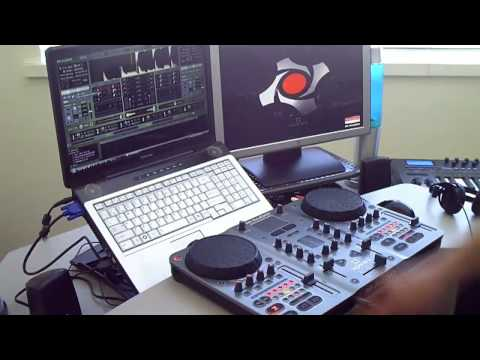 Using Samples and Loops in Torq with M audio Xponent