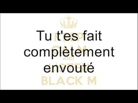 Black M - French Kiss (Lyrics)