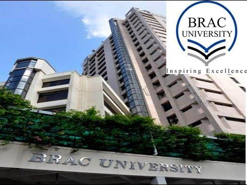 BRAC University    All Information  Campus  Admission   Cost   Best Private University   Bangladesh
