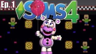 The Sims 4 - Freddy Fazbear