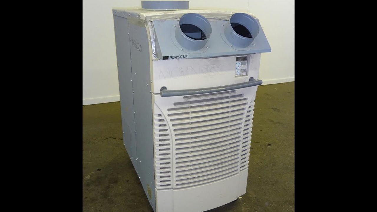 Used Movincool Portable Air Conditioner Model Office Pro 60 Stock 48698020