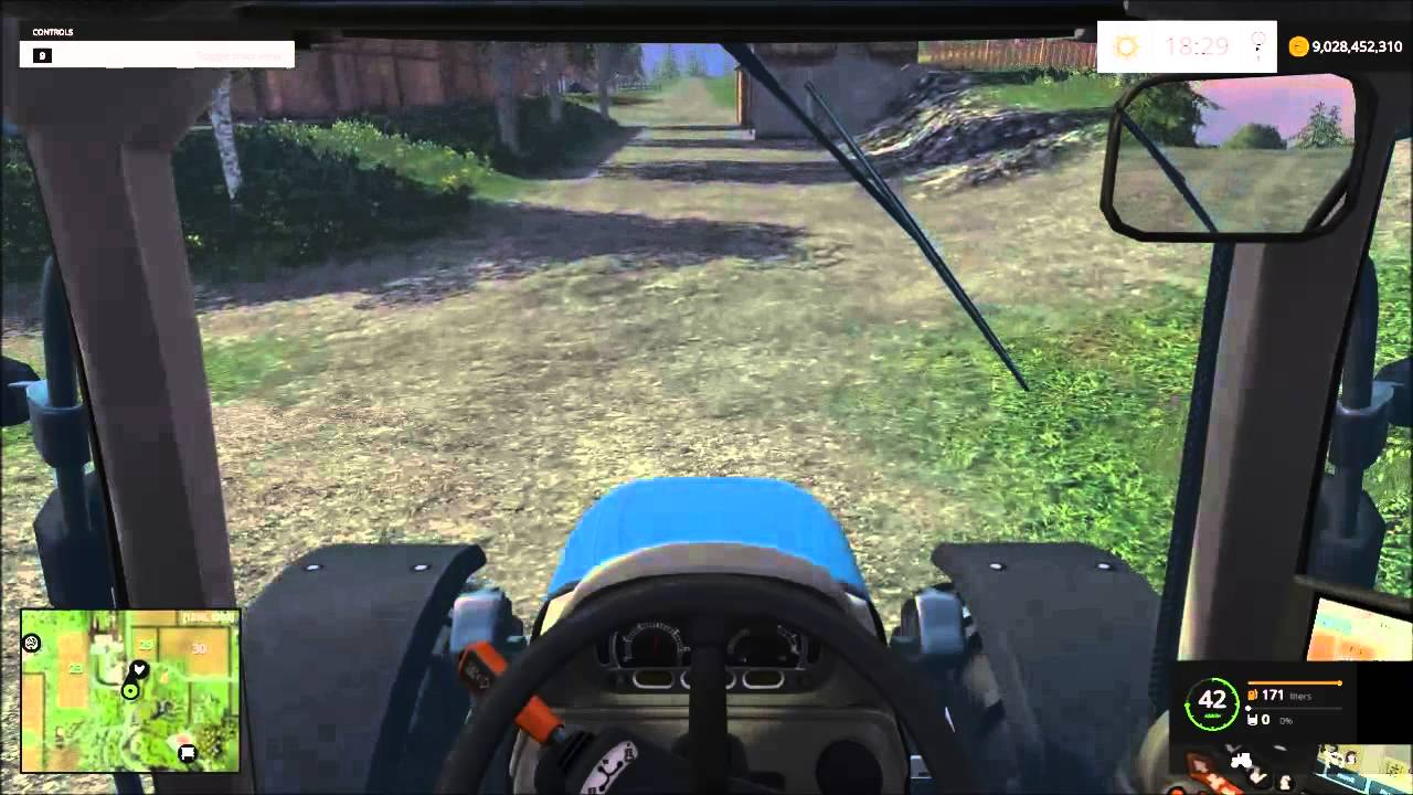 steering wheel pc loggerhead turtle diagram farming simulator 2015 test - youtube