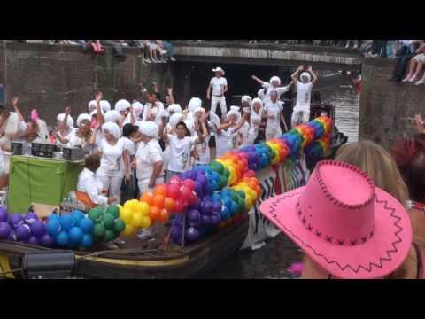 Amsterdam Gay Pride 01 2012