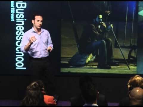 TEDxLondonBusinessSchool - Khaled Tawfik - Egypt