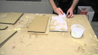 Gluing (ad Skills Instructional Vid #4)