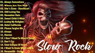 Slow Rock Remix Scorpions Bon Jovi The Eagles Aerosmith U2 Led Zeppelin Call Power Ballads