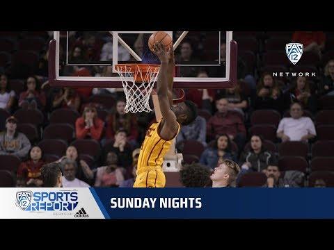 Highlights: Elijah Stewart helps power USC men's basketball past Oregon State