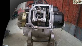 Installer un cylindre piston: Démontage Du Moteur - Part 1