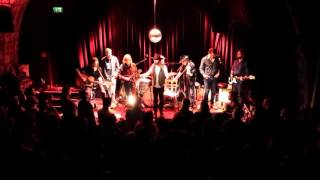 Sweet Virginia - Ryan Bingham and Sons of Bill - Zürich, Bogen F, 11.10.2015
