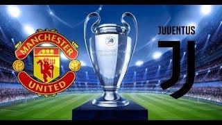 Manchester United x Juventus ---- Europa - UEFA Champions League NARRADO Futebol ao vivo