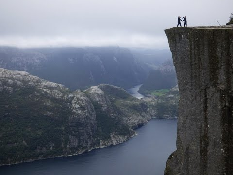 GoPro 4 trip to Norway 2015 HD (Kjerag, Pulpit Rock, Preikestolen, Trolltunga)