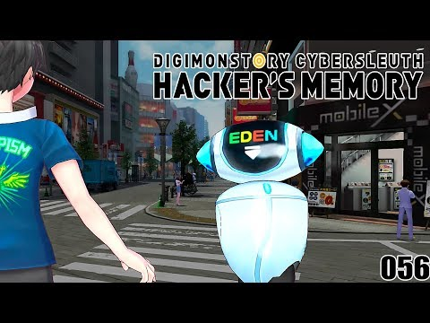 Digimon Story Cyber Sleuth Hackers Memory [056] Suche nach Mr Navit-San [Deutsch] Let's Play Digimon