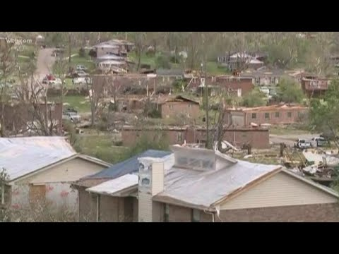 3 dead in Chattanooga area after overnight tornado
