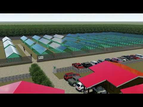 Site Plan Agrowisata