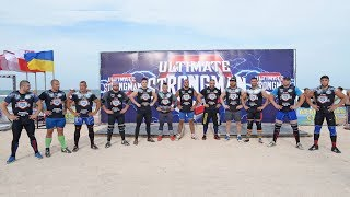 European Ultimate Strongman Championship 2018