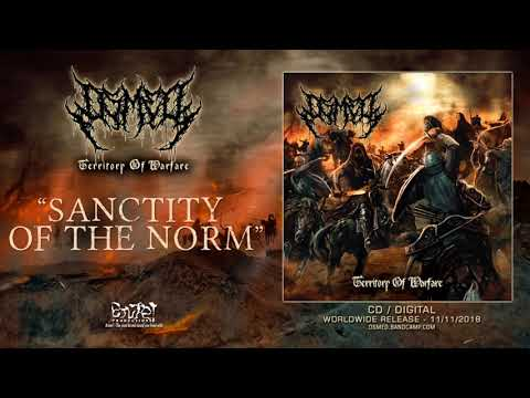Osmed - Sanctity Of The Norm
