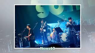 【ライブレポート】くるり、12人編成バンドで再現した「ソングライン」の世界 - 音楽ナタリー