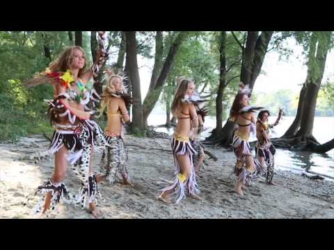 Afro Brazilian TIMBALADA by BAILADORA DANCE GROUP