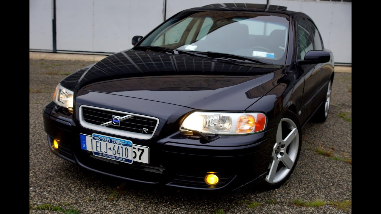 2005 Volvo S60R Car Haters Real World Review - YouTube