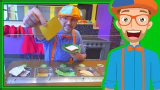 One of Blippi's most viewed videos: Blippi Learns at the Children's Museum | Videos for Toddlers