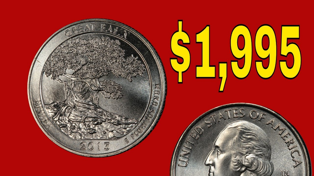 Top 5 National Park Quarters to look for! Valuable quarters worth money!