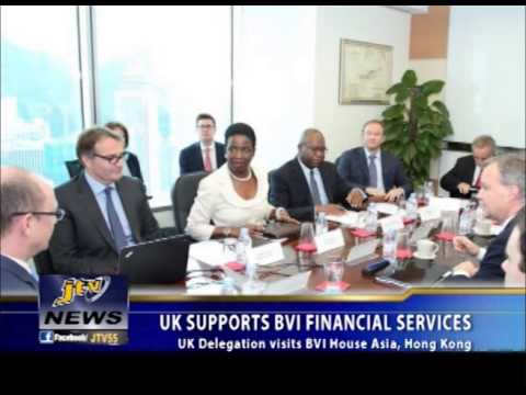 UK SUPPORTS BVI FINANCIAL SERVICES
