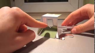 Odcinek #2 - Angry Birds - Ruchomy papercraft