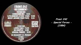 Front 242 - Special Forces (1984)